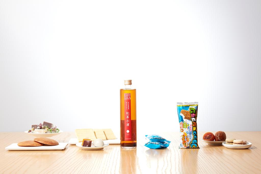 【組み合わせ】個性派果実酒xお菓子_凍熟柿_light