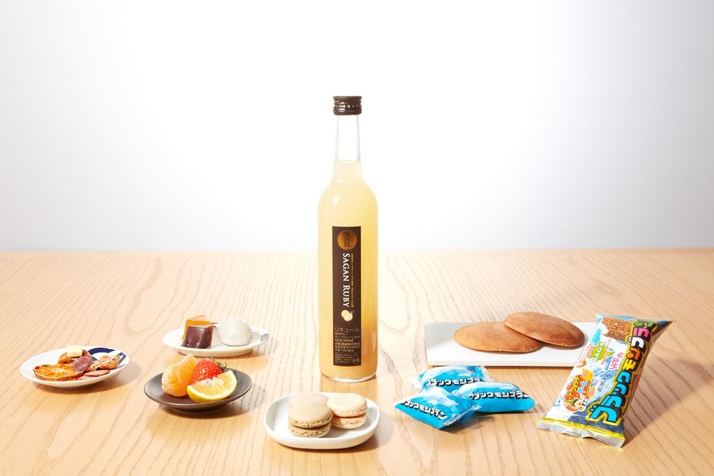 【組み合わせ】果実感のある果実酒×お菓子_フルーツ(生・加工)_light