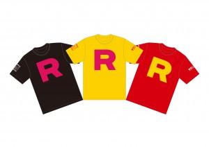 06_saga x rocketdan_hitomoji T-shirts