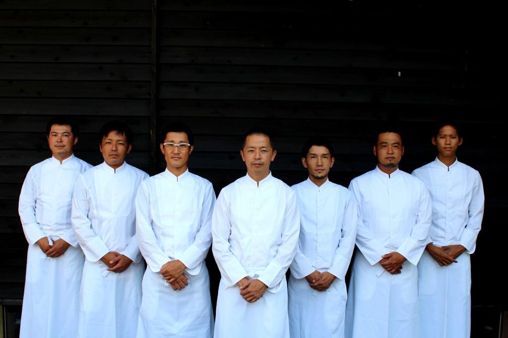 10_7人の茶師たち
