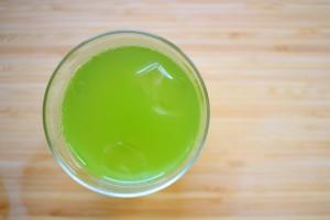 05嬉野茶(冷茶)